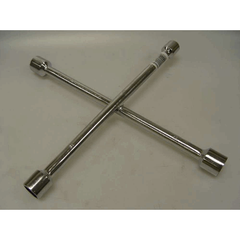CROSS SPANNER CHROMED