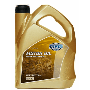 ENGINE OIL 5W-40 FULL SYNT.5L