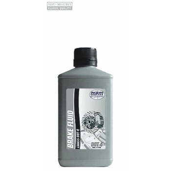 BRAKE FLUID DOT-4 500 ML