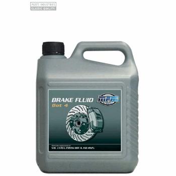 BRAKE FLUID DOT-4 4L