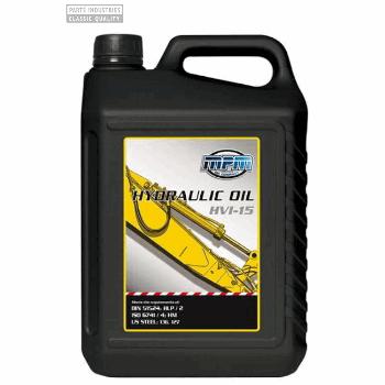 HYDRAULIC OIL HVI-15 5L