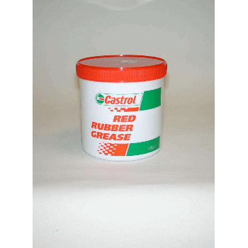 RED RUBBER GREASE 500 GM