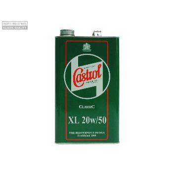 CL. ENGINE OIL XL20W/50 5L.