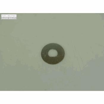 LOCK PLATE TRIANGLE-AXLE NUT