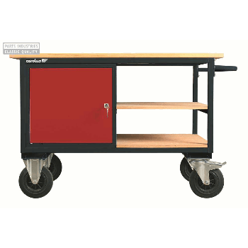 WORKSHOP TABLE TROLLEY