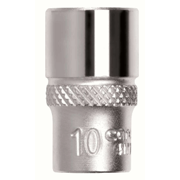 SOCKET 1/4'' 10 MM