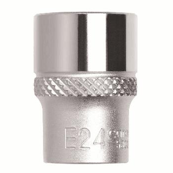DOPSLEUTEL 1/2'' TORX E18
