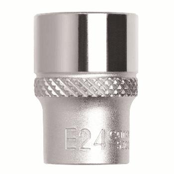 SOCKET 1/2'' TORX E20