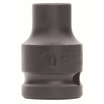 IMPACT SOCKET 1/2'' 15 MM