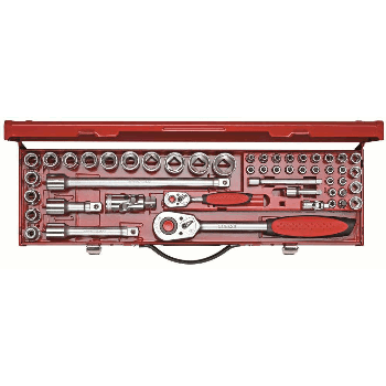 SOCKET SET 1/2'' - 1/4''