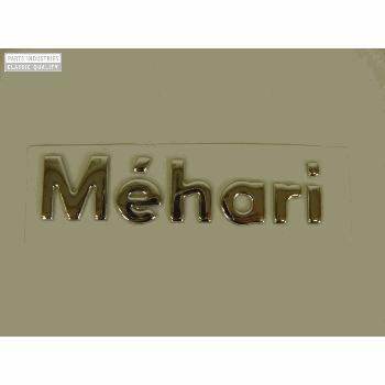 BADGE MEHARI