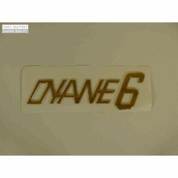 EMBLEEM DYANE 6