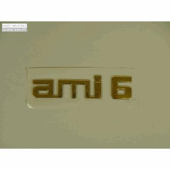 EMBLEEM AMI 6
