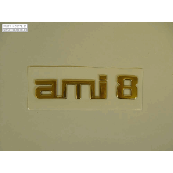 BADGE AMI 8