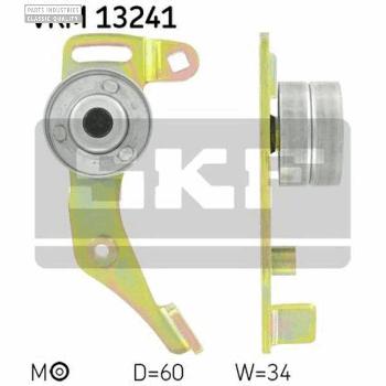TEN.PUL. 60x33.5 XUD  VKM13241