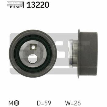 TEN.PUL. 59x25.5 XU   VKM13220
