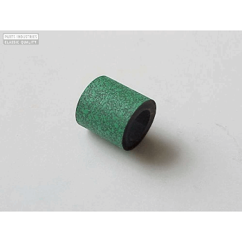 PIPE RUBBER 6.35MM LHM GREEN