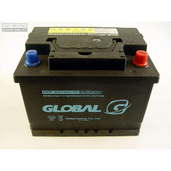 BATTERY 12V-50AMP WET