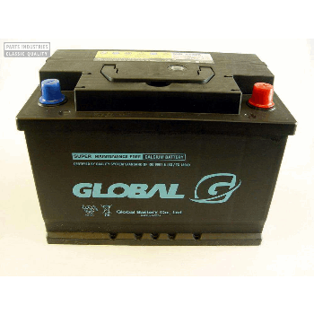 BATTERY 12V-74AMP WET