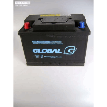 BATTERY 12V-80AMP WET