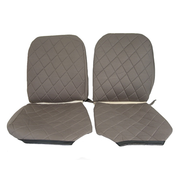 SEAT COVER SET 2CV CHARLESTON
