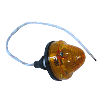 FLASHER LIGHT ORANGE L/R