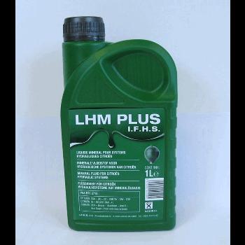 LHM+ SYSTEEMOLIE GROEN 1 L
