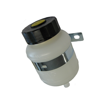 BRAKE FLUID RESERVOIR. PLASTIC