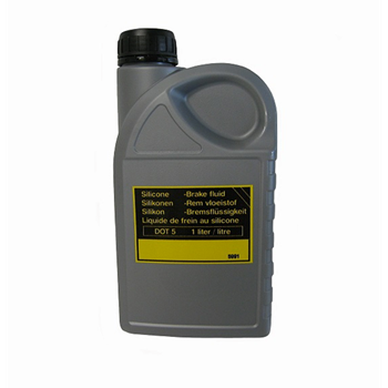 BRAKE FLUID SILICONE DOT5