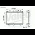 RADIATOR 380x550 MANUAL