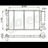RADIATOR 610x378 AUTOMATIC