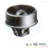 THERMOSTAT IN HOSE 75GR