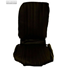 R. SEAT COVER  BLACK IM. LEATH