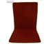 SEAT COVER '50'60 RED