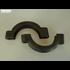 EXHAUST CLAMP (1X) VLAM TUBE