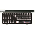 SLIM SIXTY SOCKET SET 3/8''
