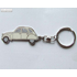 KEY RING 2CV WHITE