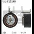 SPANROL 60x29 DV4/DV6 VKM13140