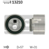 SPANROL 57x31 XU      VKM13210