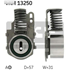 TEN.PUL. 57x31 21D/TD VKM13250