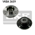 REAR WHEEL BEARING KIT DISCS