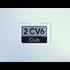 BADGE 2CV6 CLUB