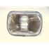 HEADLIGHT REFLECTOR SQUARE